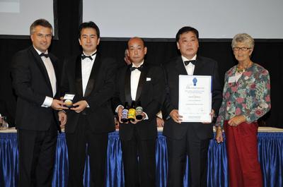 2008年モンドセレクション 金・銀・銅のトリプル受賞